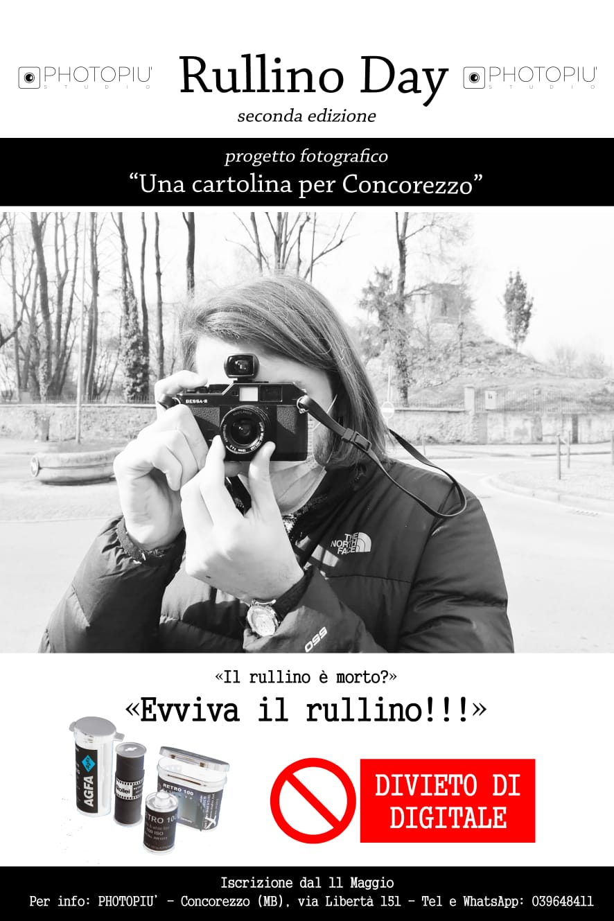 Una Cartolina per Concorezzo - Rullino Day